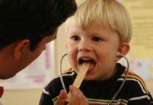 Как лечить ангину ребенку