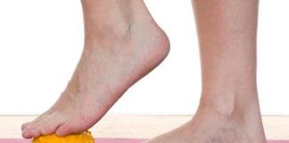 Лечебная гимнастика при плоскостопии