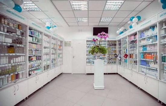 Поиск аптек в Москве